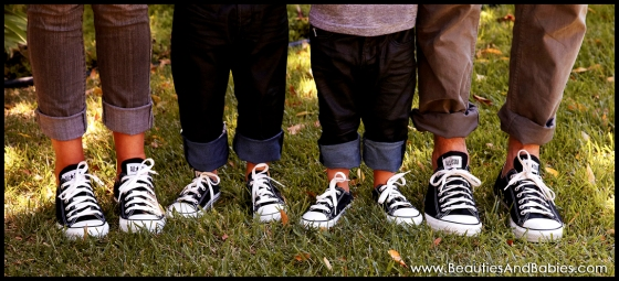 professional feet family photography Los Angeles photographer