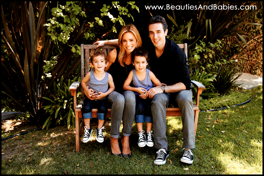family photography outdoors Los Angeles professional photographer