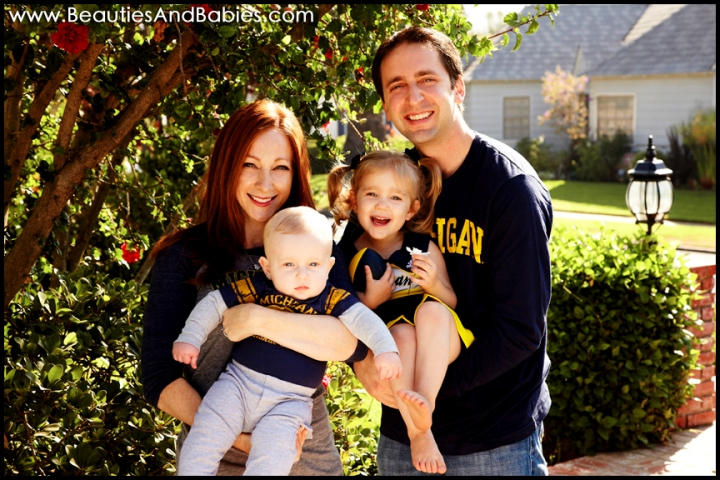 top LA family portrait photographer