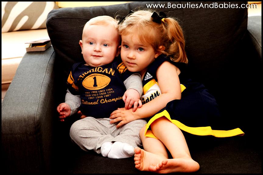 best Los Angeles child photography sibling portrait photographer
