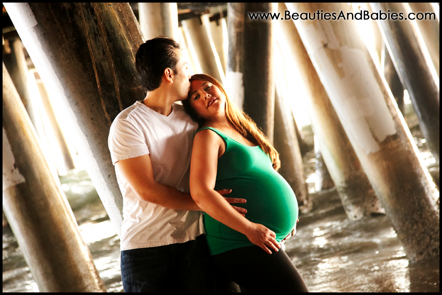 professional outdoor maternity photography Los Angeles