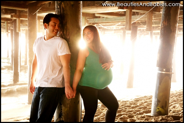best LA maternity photographer professional
