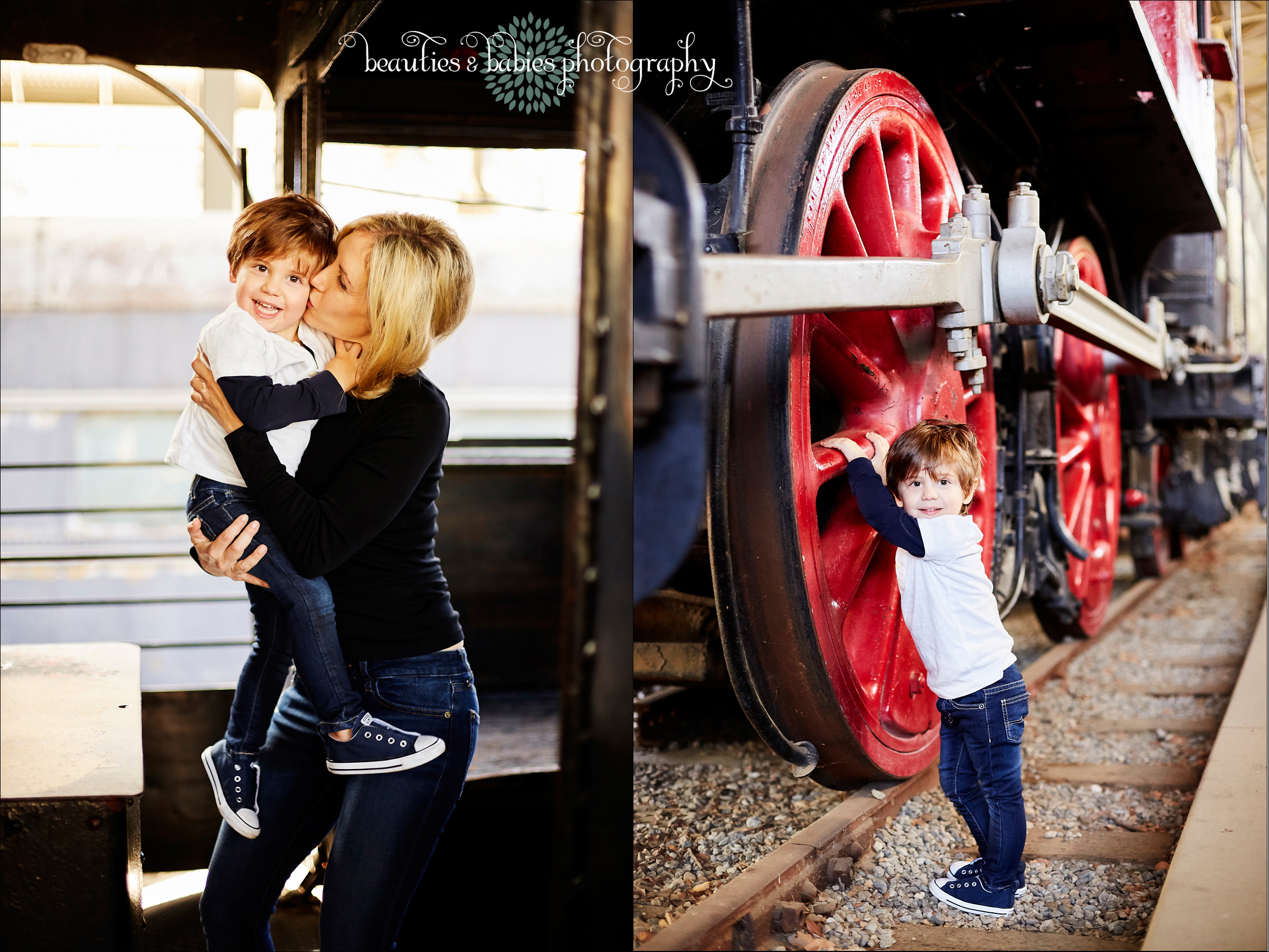 Travel Town kids photography Los Angeles toddler photographer, child lifestyle photography Los Angeles