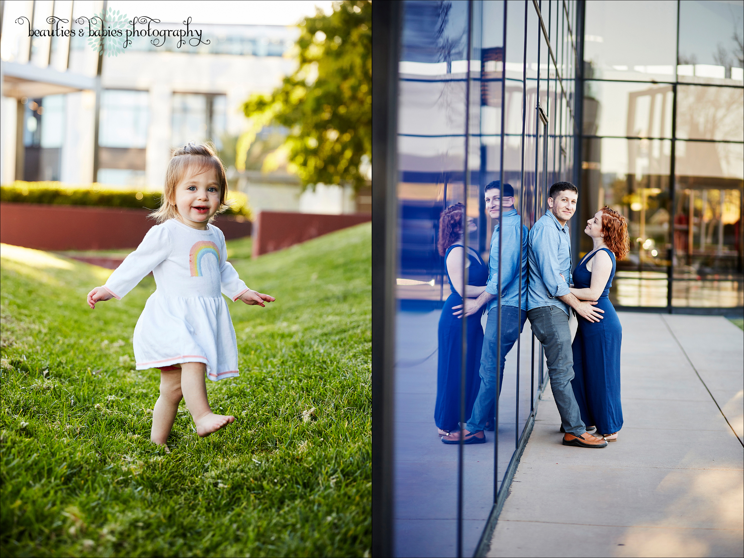 At-home and outdoor family photography Los Angeles kids photographer