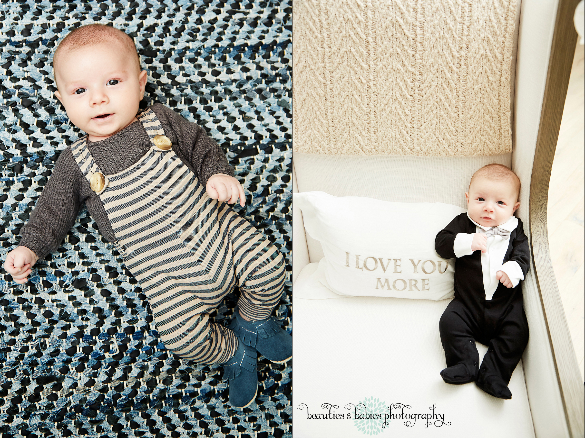At-home baby and toddler professional pictures Los Angeles photographer