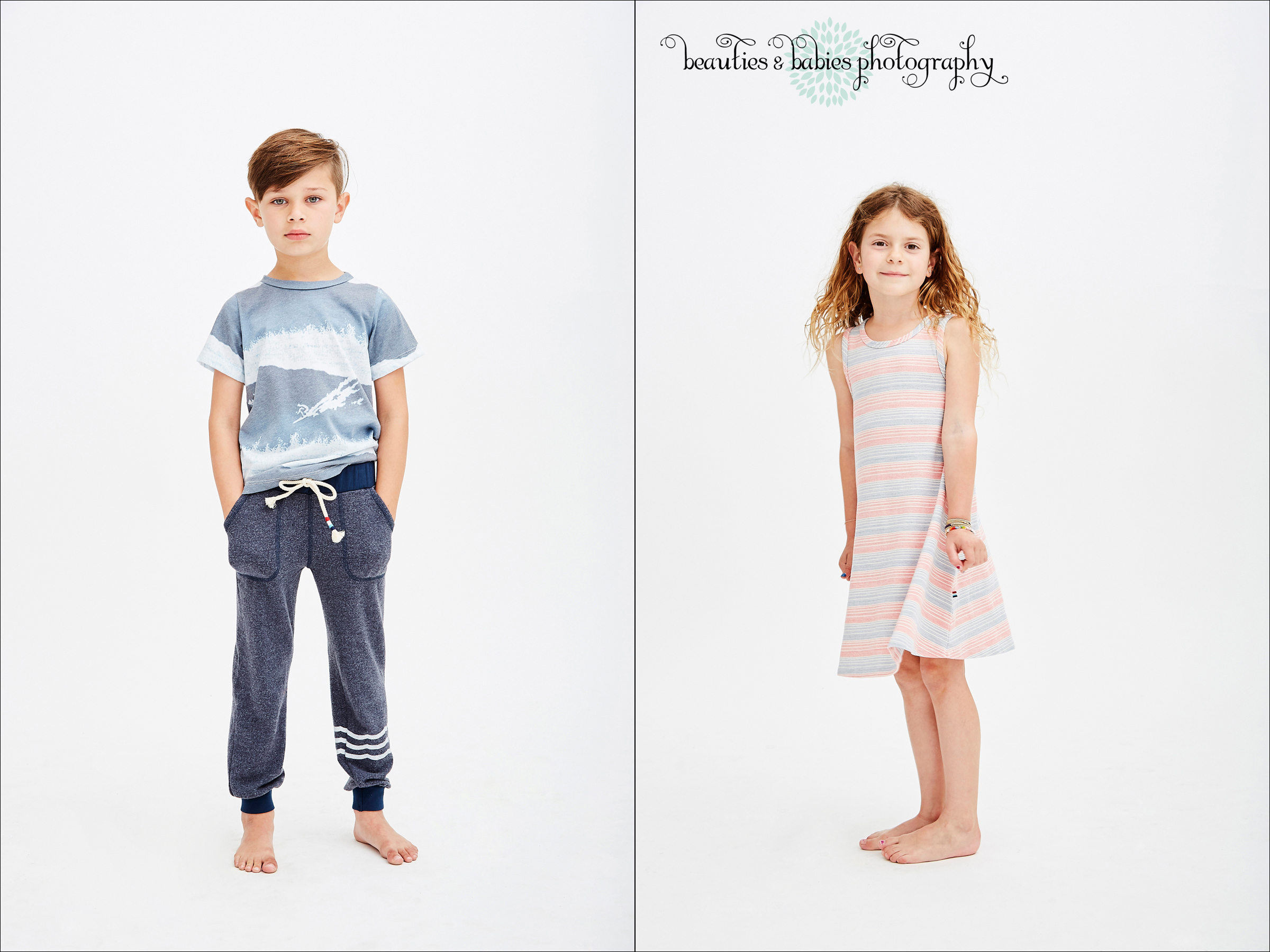 Sol Angeles summer kids clothing line photographer Los Angeles professional children's studio photography