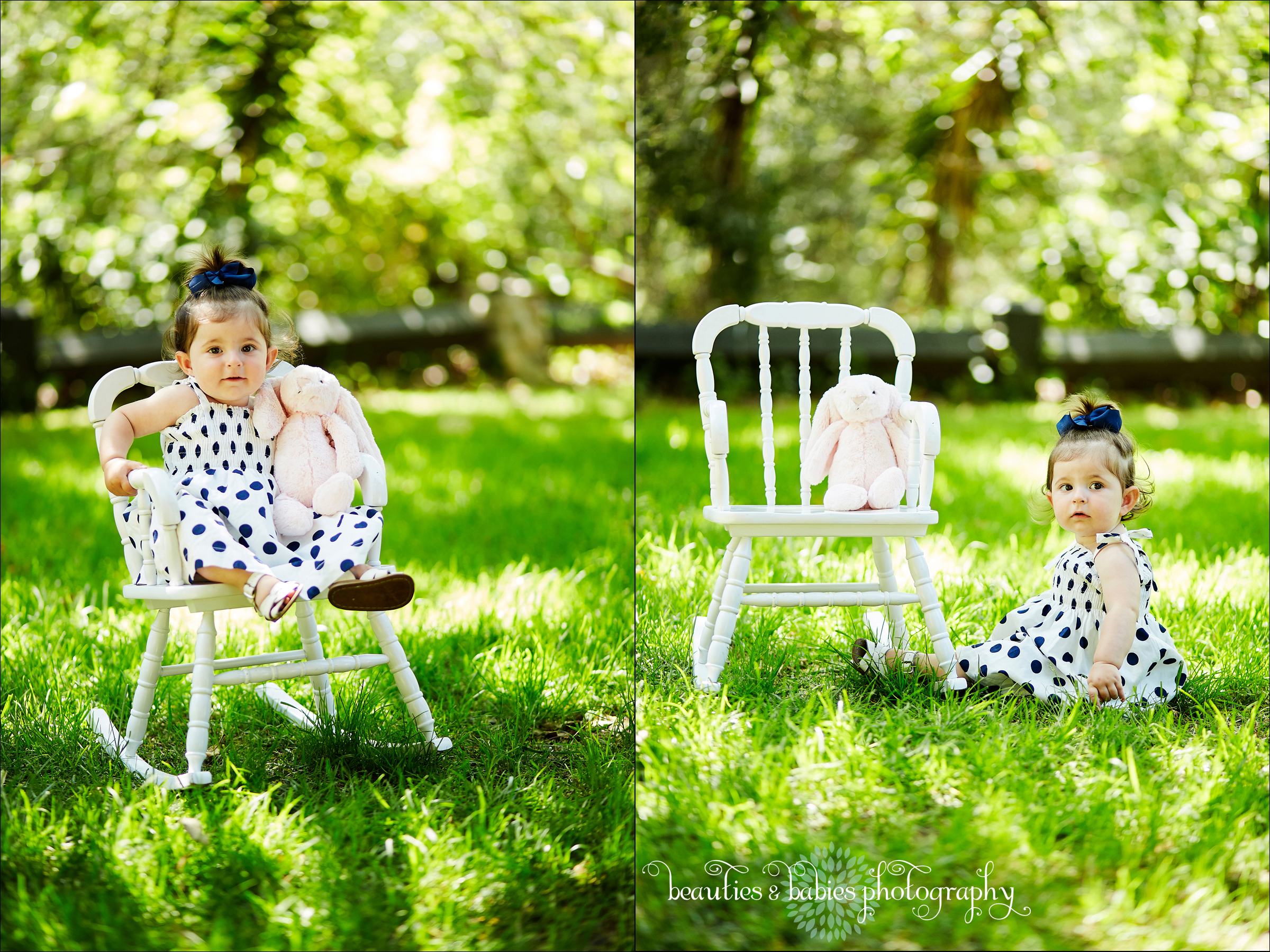 Creative outdoor first birthday photography Los Angeles baby toddler and kids photographer