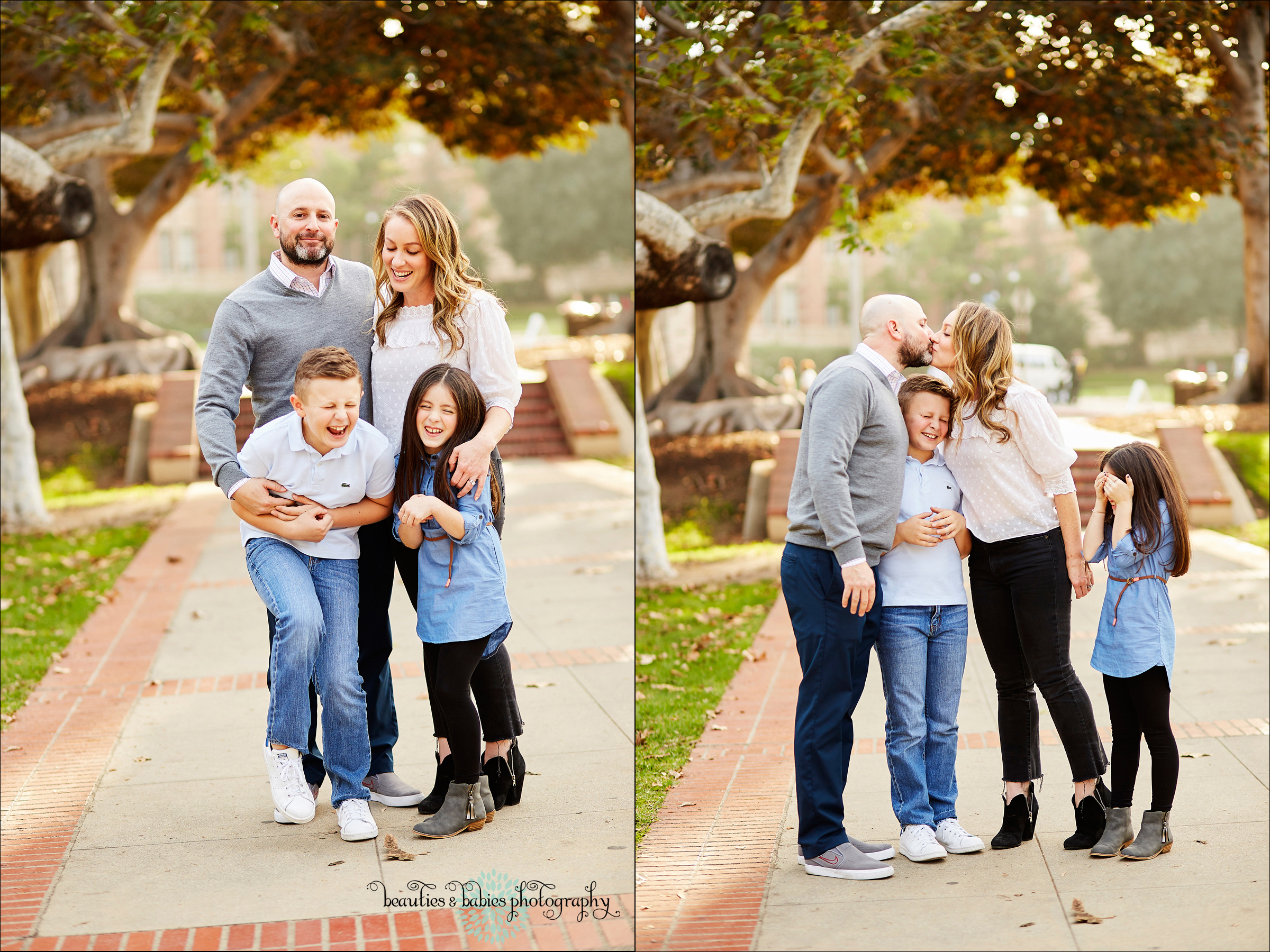Holiday Mini photography Los Angeles family photographer
