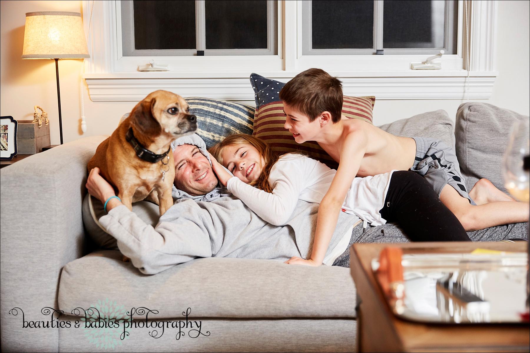 Days in quarantine for Coronavirus family photographer