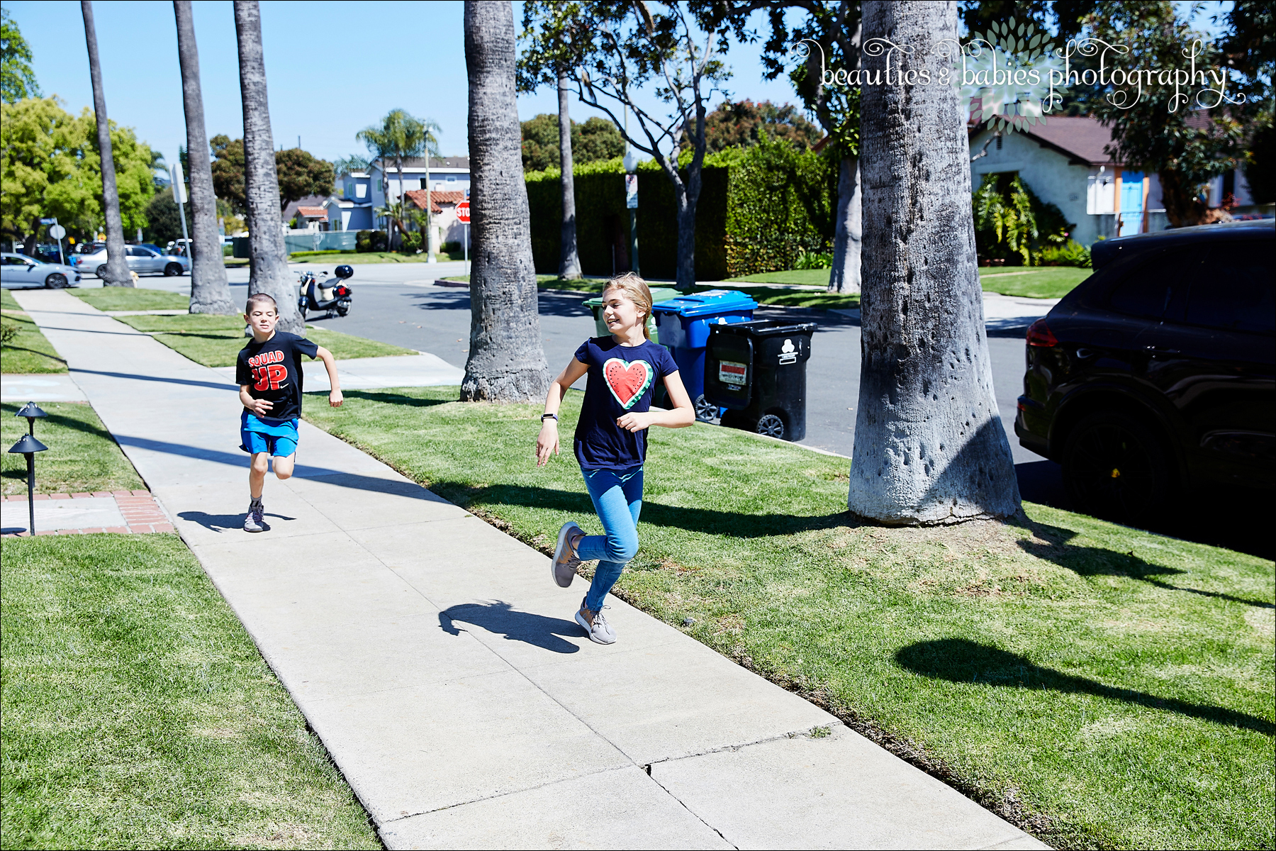 Los Angeles Photographer home quarantine pictures professional kids and family photography